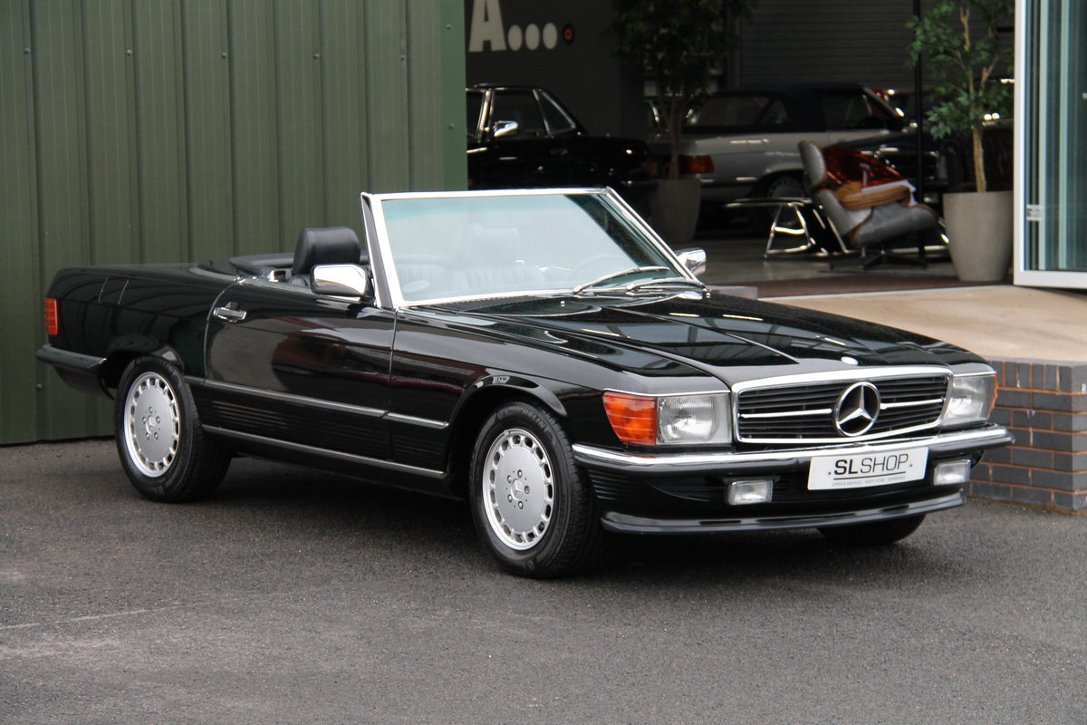 1989 MERCEDES-BENZ 500 SL LHD | STOCK #2028 For Sale (picture 1 of 6)