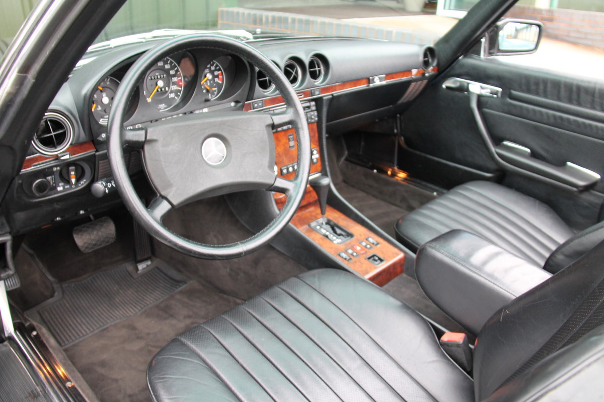 1989 MERCEDES-BENZ 500 SL LHD | STOCK #2028 For Sale (picture 2 of 6)
