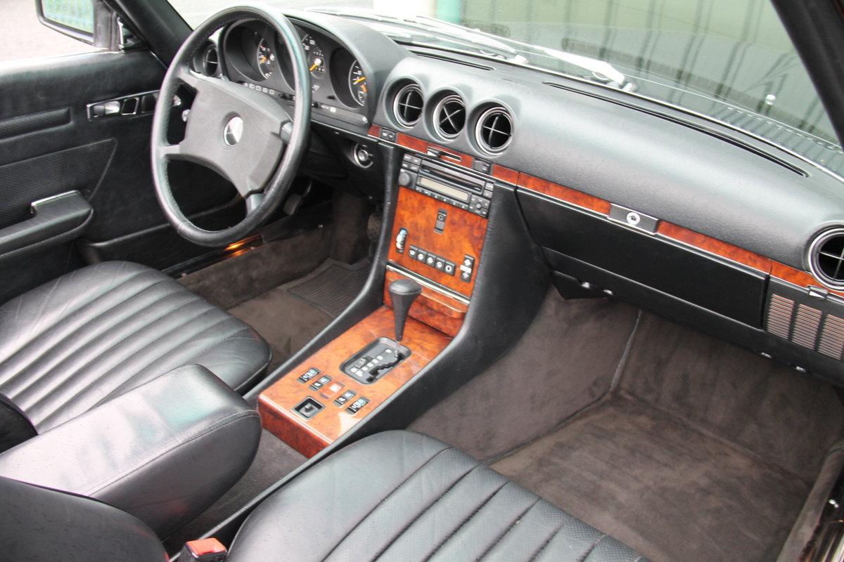 1989 MERCEDES-BENZ 500 SL LHD | STOCK #2028 For Sale (picture 3 of 6)