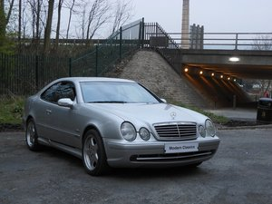 2000 Mercedes CLK 5.5 AMG Auto 98,000 For Sale