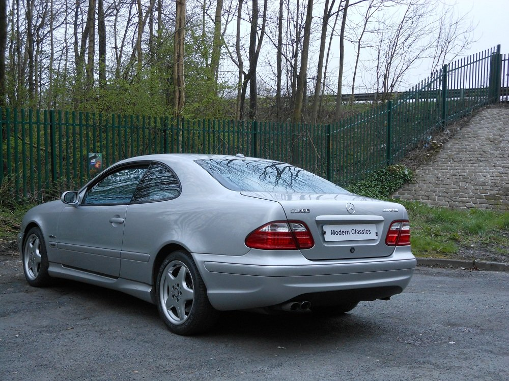 2000 Mercedes CLK 5.5 AMG Auto 98,000 For Sale (picture 3 of 6)
