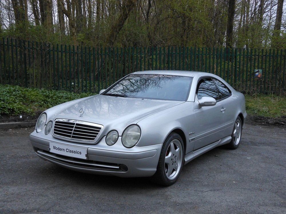 2000 Mercedes CLK 5.5 AMG Auto 98,000 For Sale (picture 4 of 6)