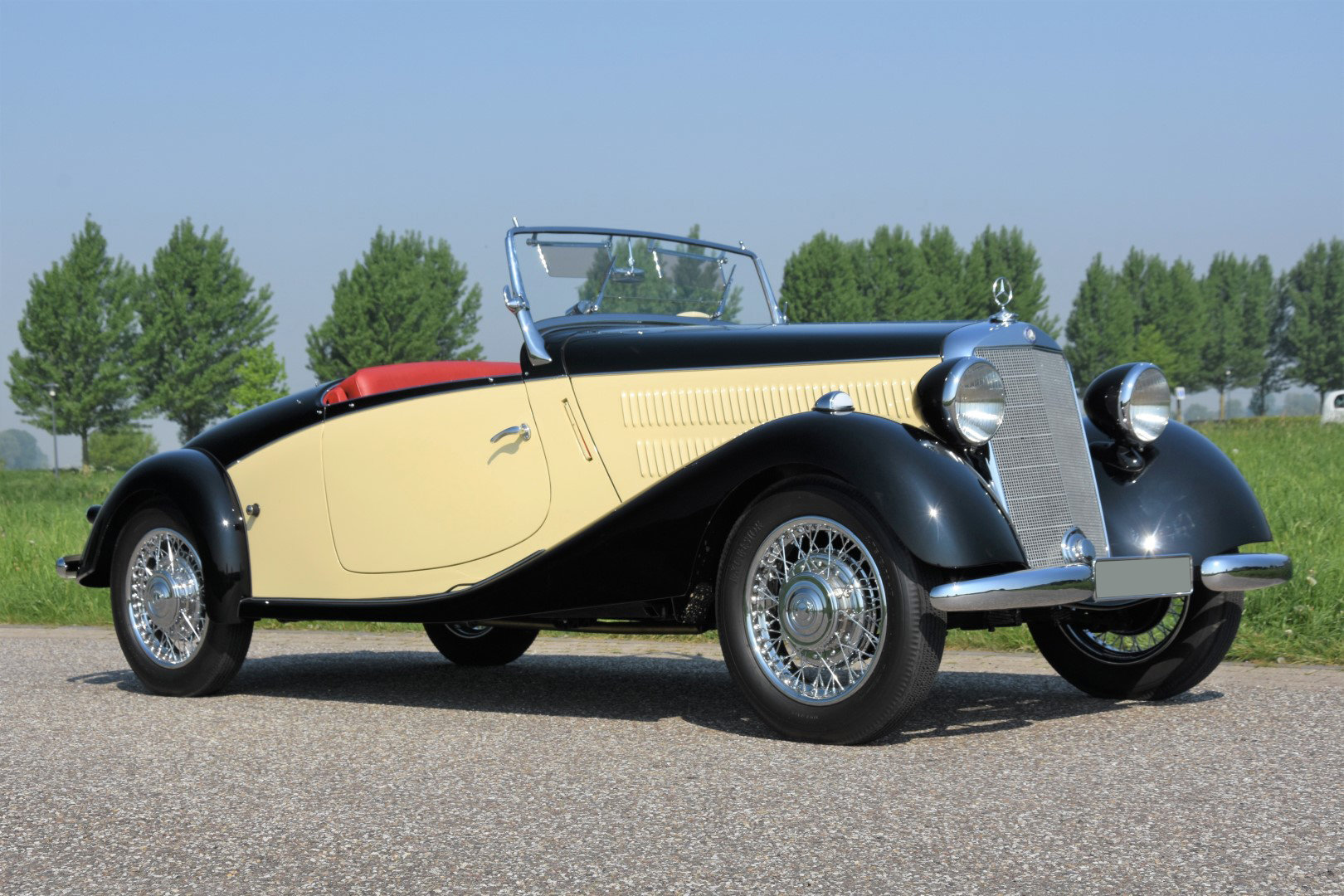 1939 Mercedes 170V Sport Roadster  For Sale (picture 1 of 6)