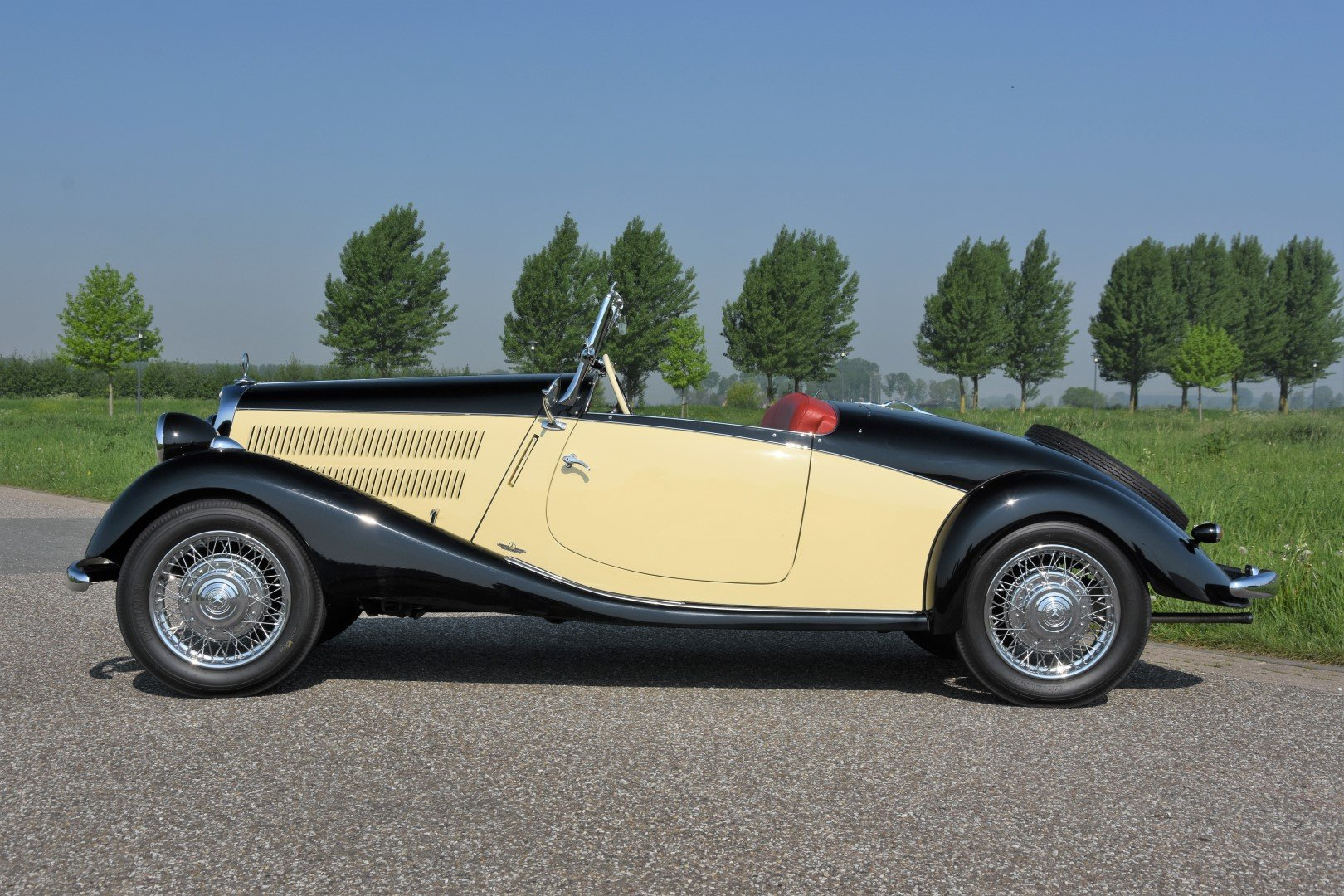 1939 Mercedes 170V Sport Roadster  For Sale (picture 2 of 6)