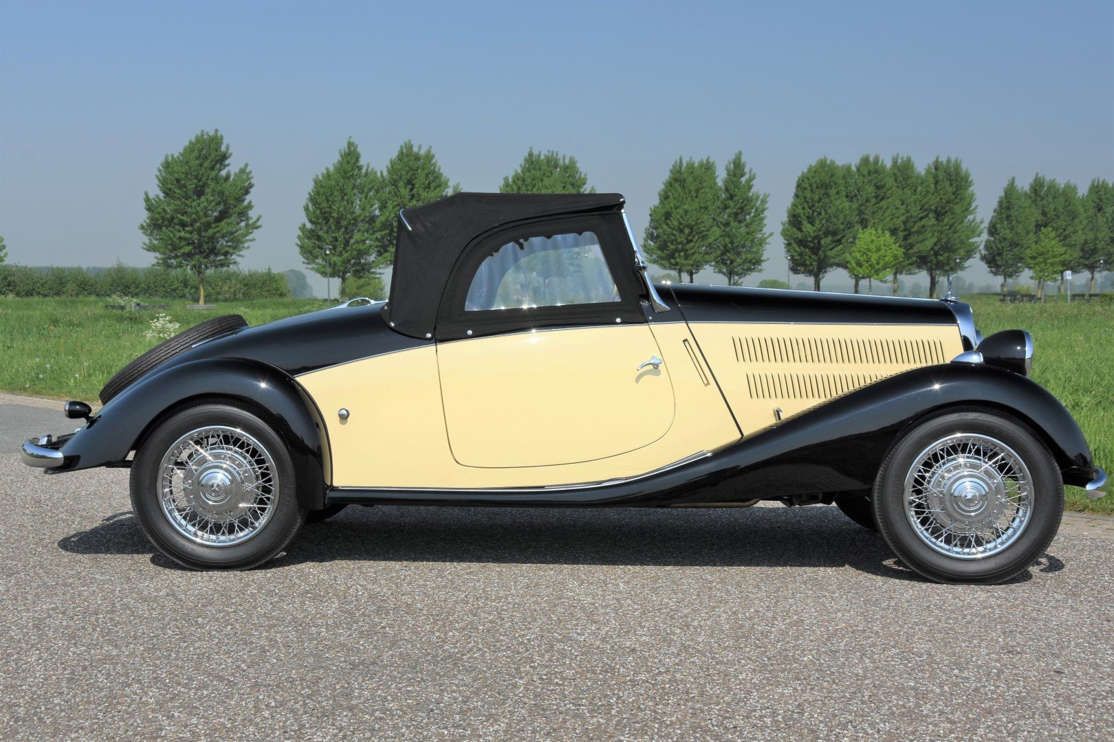 1939 Mercedes 170V Sport Roadster  For Sale (picture 3 of 6)
