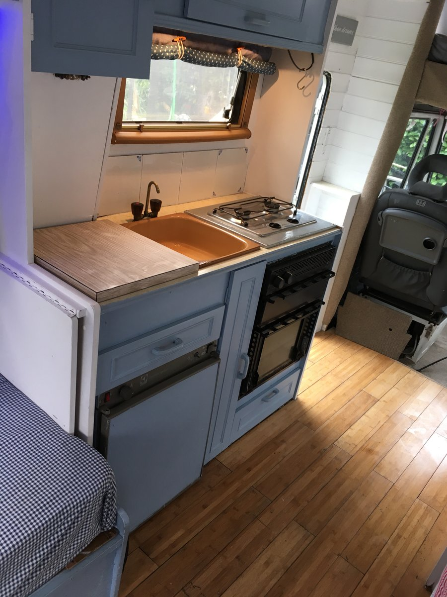 1987 Classic Motorhome  For Sale (picture 6 of 6)
