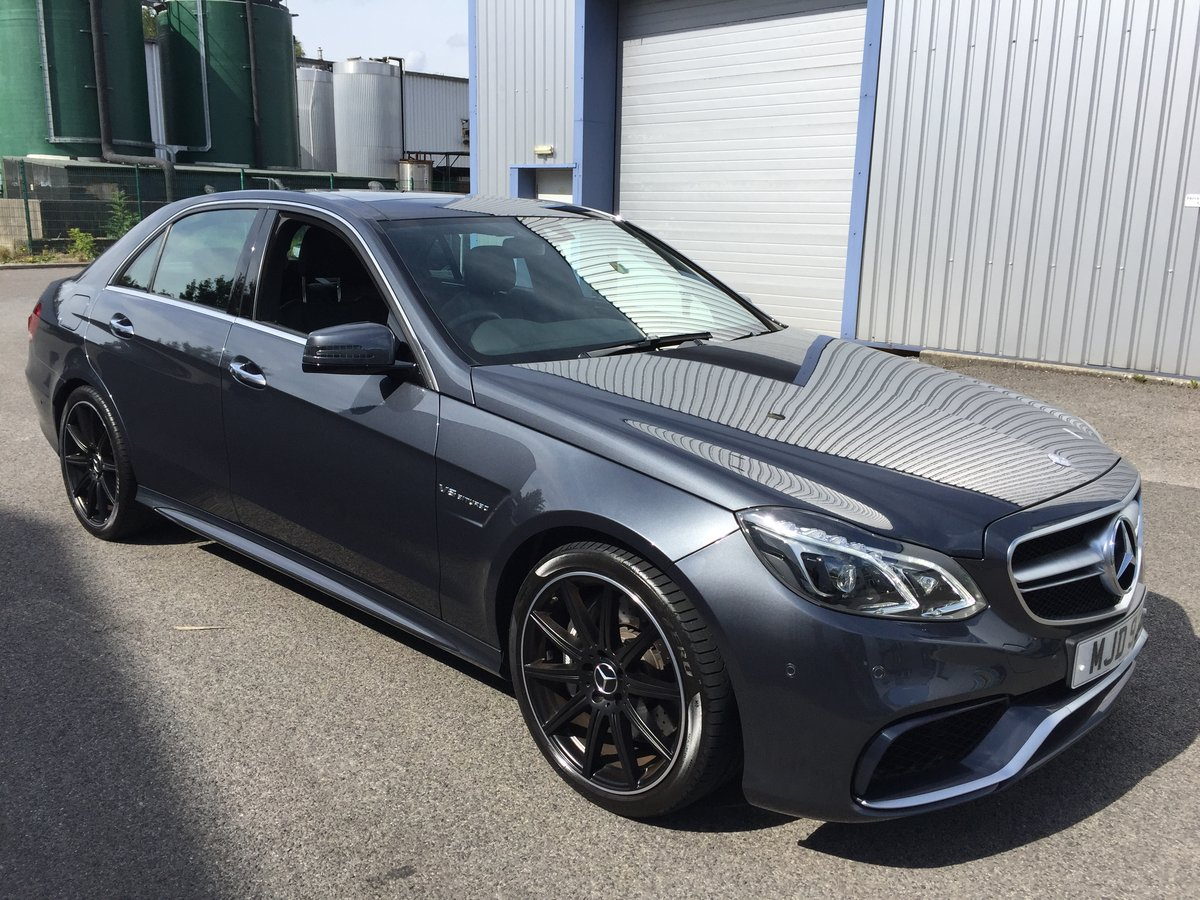 2015 MERCEDES E63 AMG SOLD (picture 5 of 6)