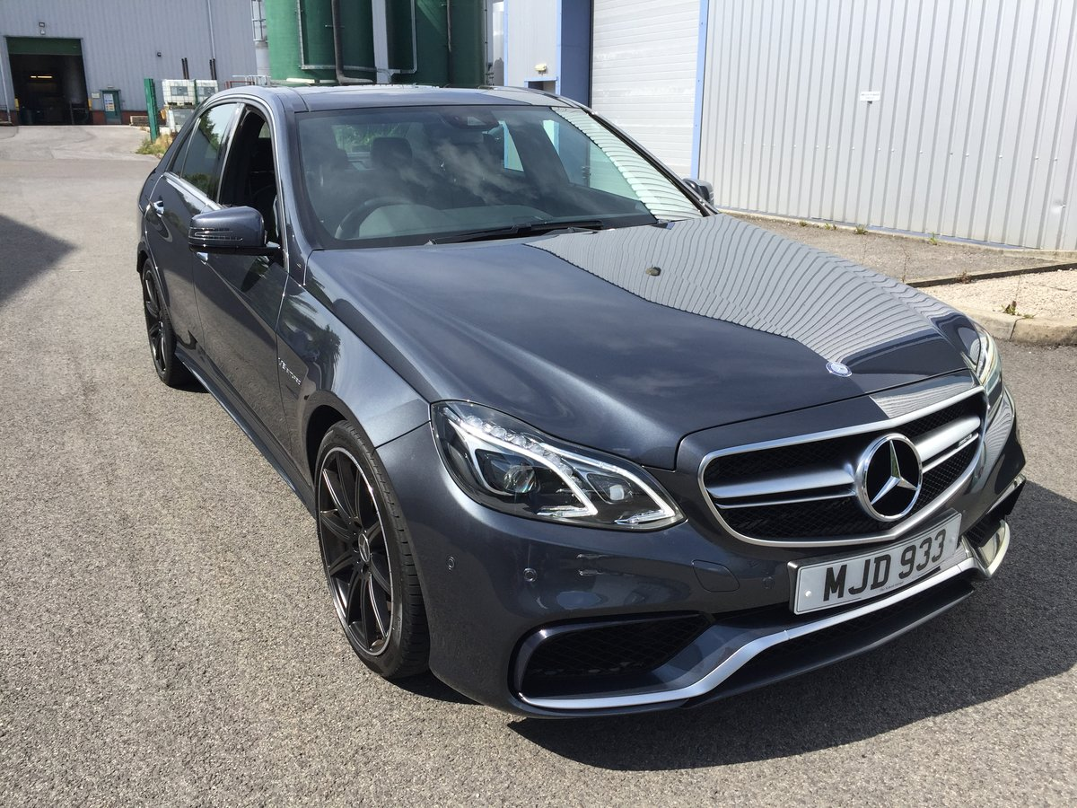 2015 MERCEDES E63 AMG SOLD (picture 6 of 6)