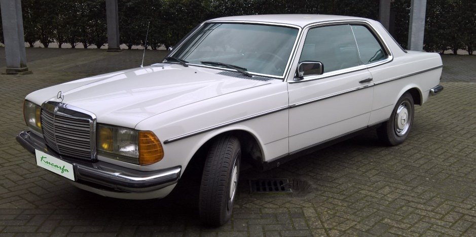 1977 Mercedes 230C (W123) For Sale (picture 1 of 6)