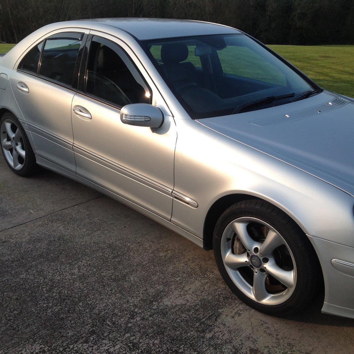 2006 Mercedes C280 SE Sports For Sale