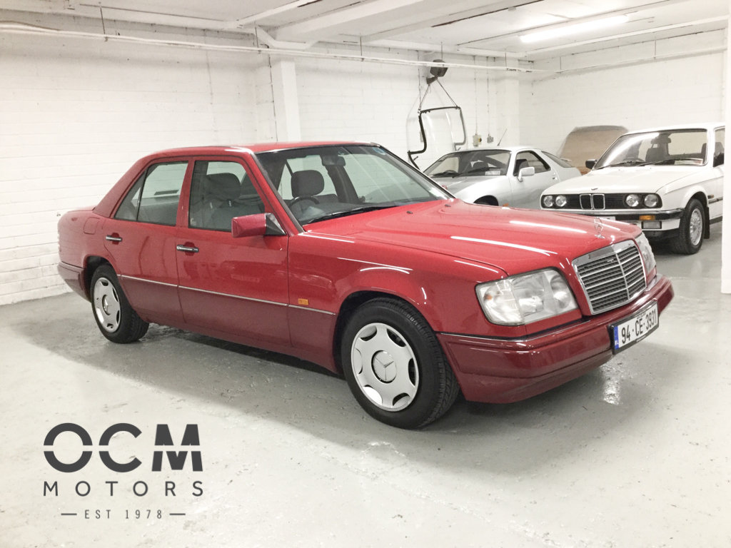 1994 Mercedes-Benz E220 For Sale (picture 1 of 6)