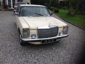 1975 Mercedes Benz 230 For Sale