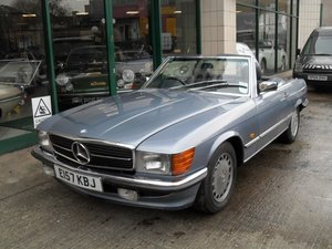 1988 Mercedes Benz 300SL For Sale