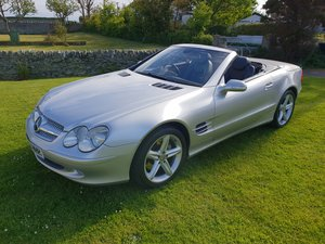 2004 Beautiful example of the 500 sl For Sale