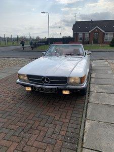 1973 Mercedes 350 SL Excellent condition