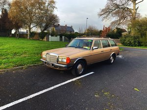 1985 W123 For Sale