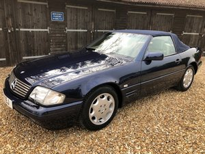 1996 Mercedes SL 500 ( 129-series ) For Sale