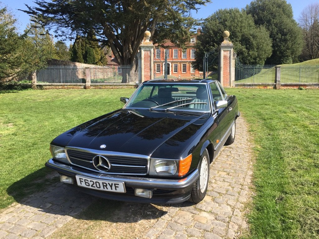 1989 Classic SL - Best in class For Sale (picture 6 of 6)