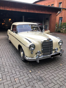 1957 Mercedes-Benz 220s for sale
