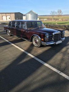 1961 Mercedes-Benz 600 Pullman for sale For Sale