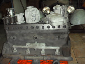 New parts for Mercedes-Benz 500k, 540k, 770k. For Sale