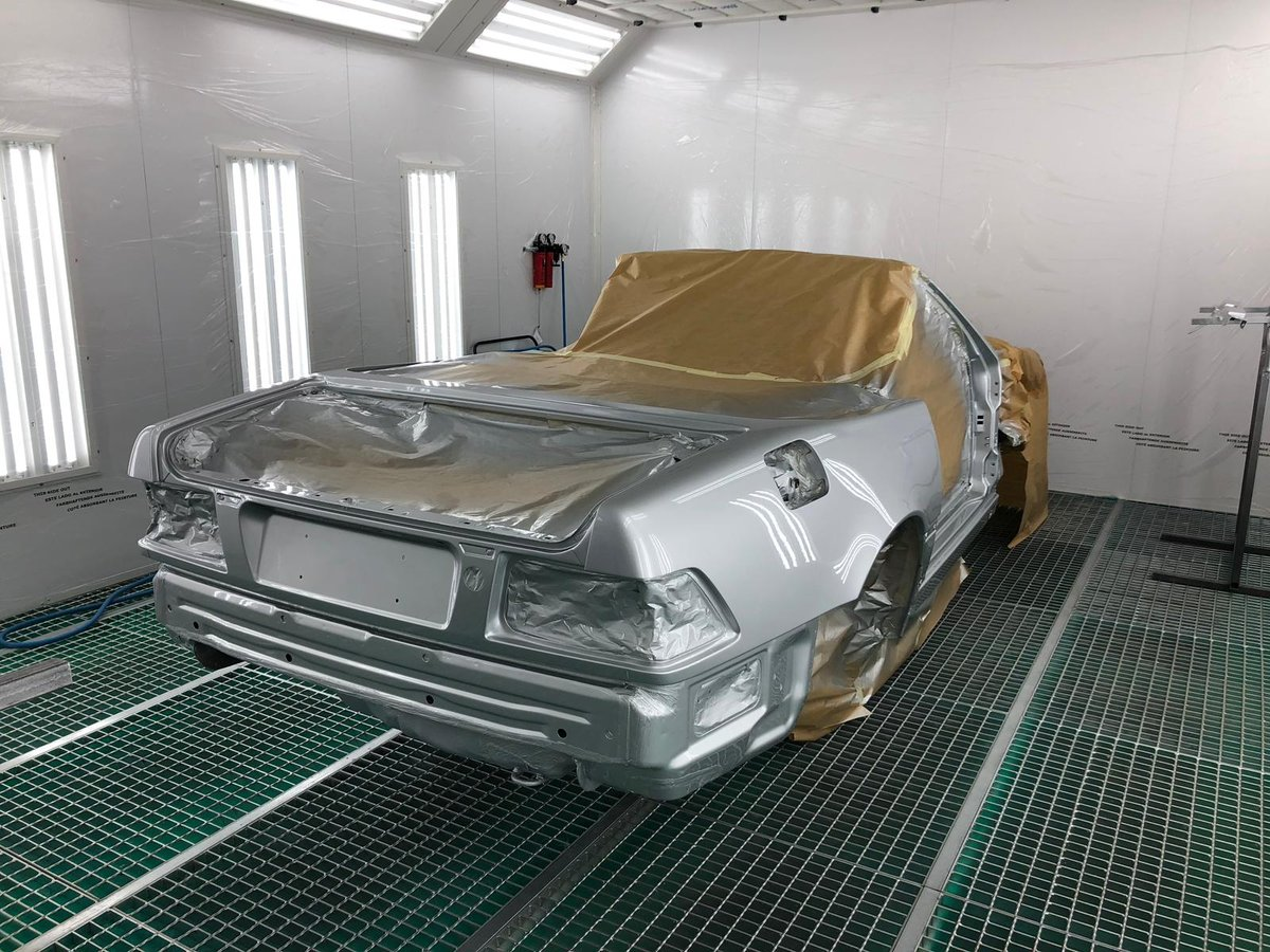 Classic cars restoring services in Lithuania  (picture 1 of 6)