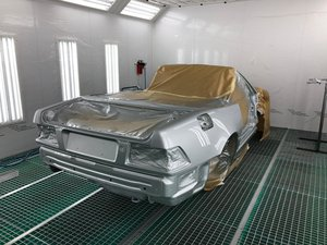 Classic cars restoring services in Lithuania