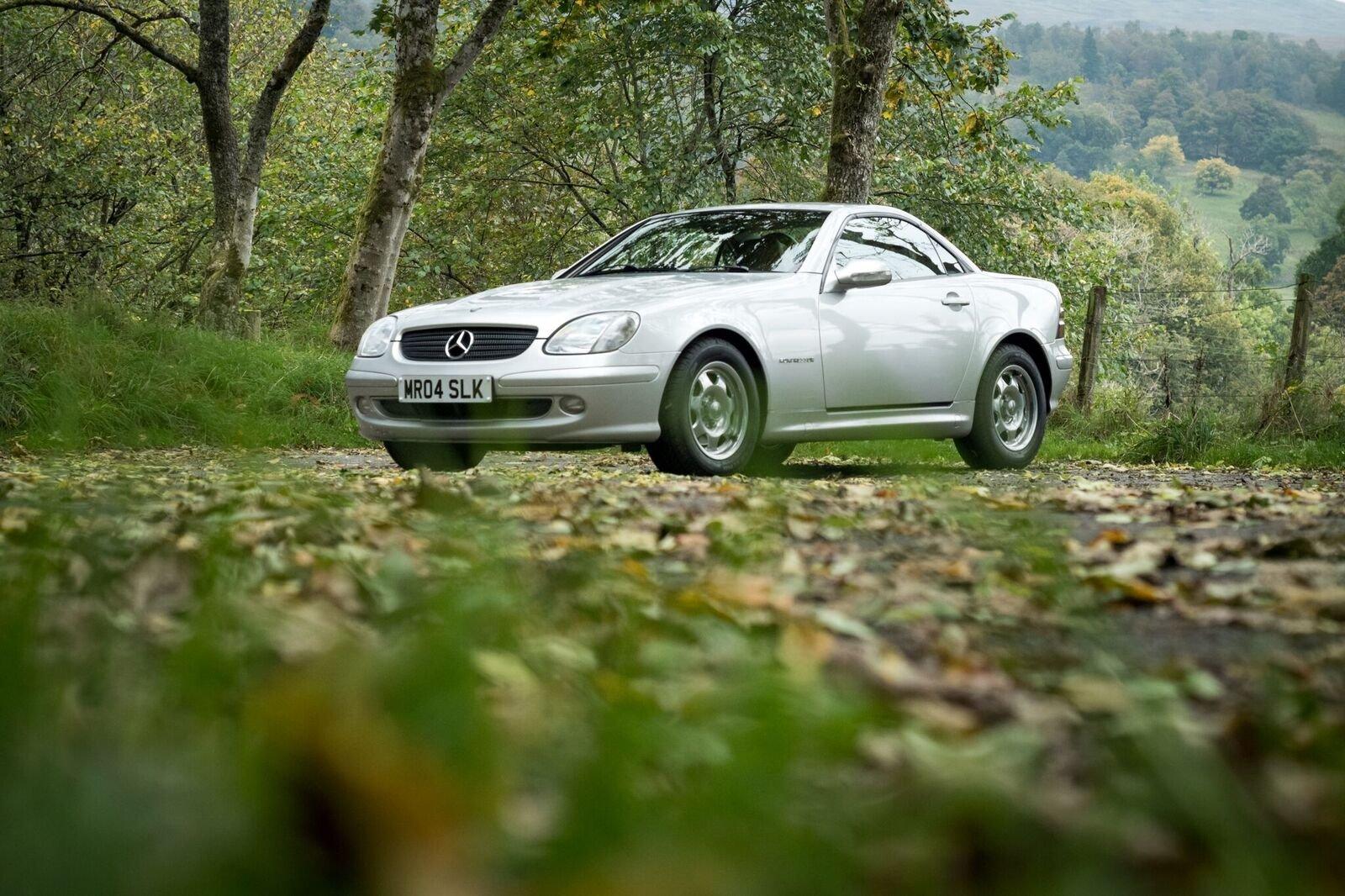 Mercedes SLK200 Kompressor Convertible   2004 For Sale (picture 1 of 6)