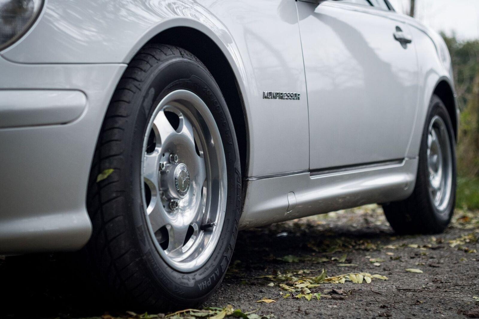 Mercedes SLK200 Kompressor Convertible   2004 For Sale (picture 2 of 6)
