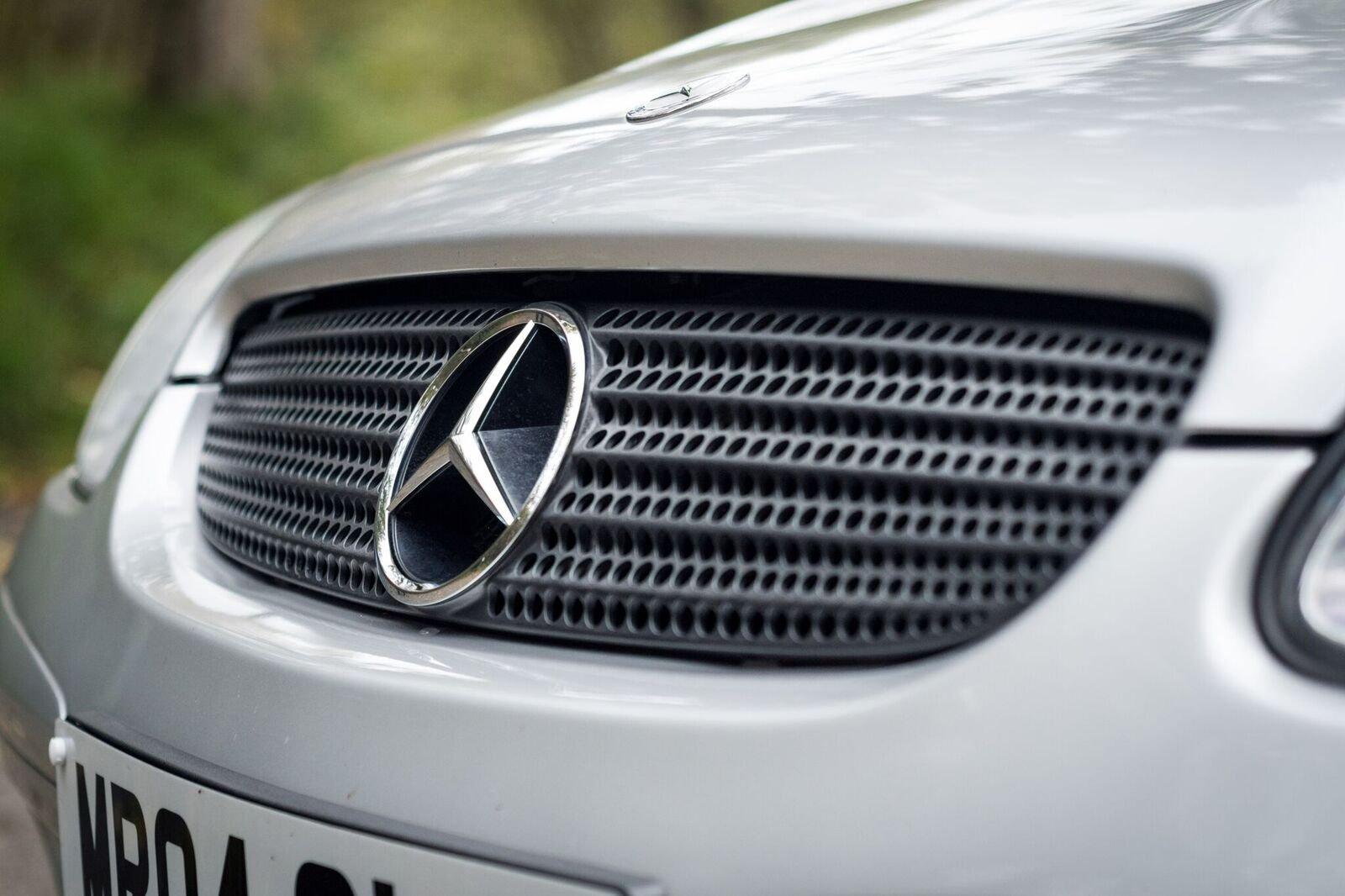 Mercedes SLK200 Kompressor Convertible   2004 For Sale (picture 3 of 6)