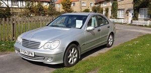 **APRIL AUCTION**2004 Mercedes Benz C180 Kompressor For Sale by Auction
