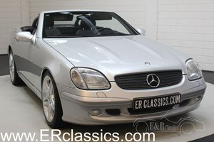 Mercedes-Benz SLK 320 V6 2003 only 79,802 km For Sale