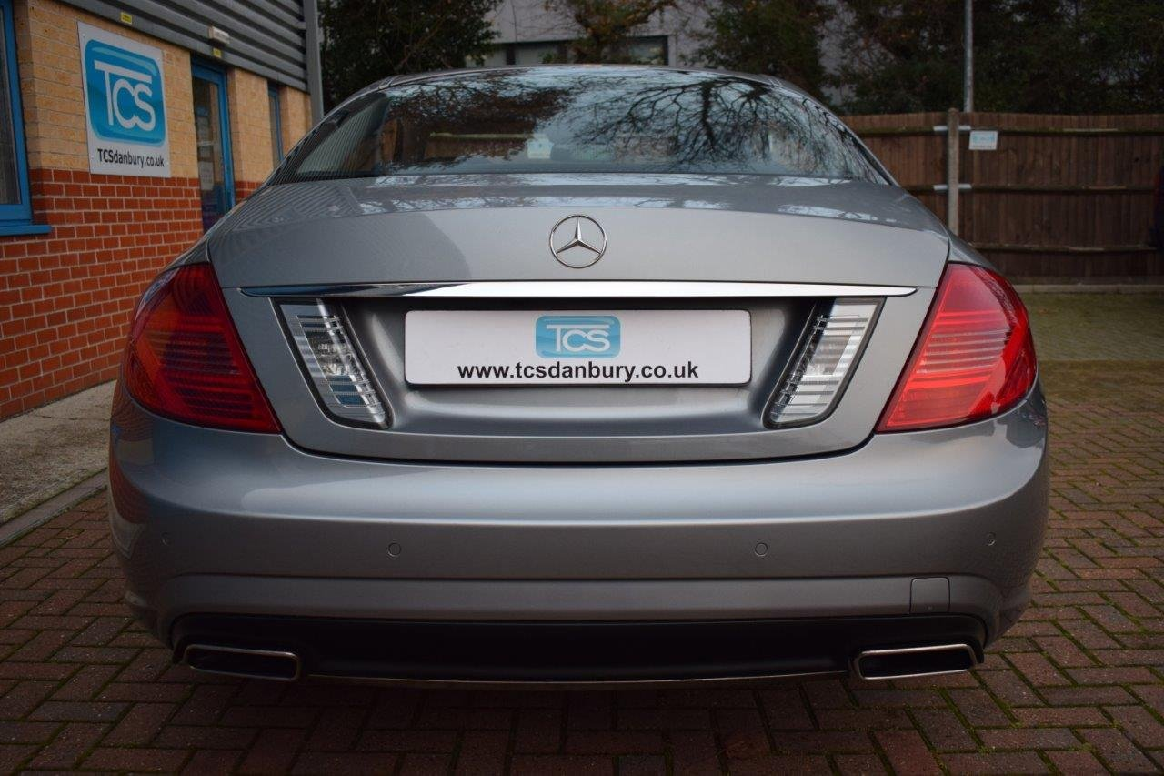 2010 Mercedes CL500 AMG 4.7i V8 Twin-Turbo Coupe 7G Automatic SOLD (picture 5 of 6)
