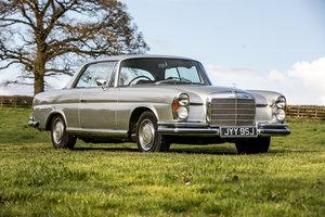 1971 Mercedes-Benz 280SE 3.5 V8 Coupe For Sale