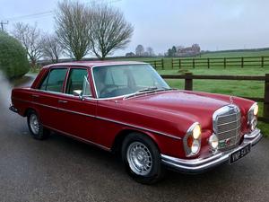 1973 Mercedes-Benz 280 SE - £14,000 - £18,000 For Sale by Auction