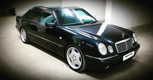 1998 E55 AMG W210 100% RUST FREE For Sale