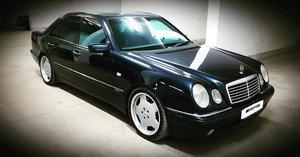 1998 E55 AMG W210 100% RUST FREE