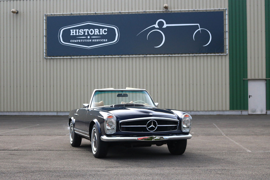 1970 Mercedes 280SL Pagoda For Sale (picture 1 of 6)