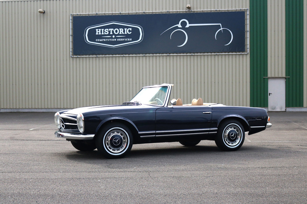 1970 Mercedes 280SL Pagoda For Sale (picture 2 of 6)