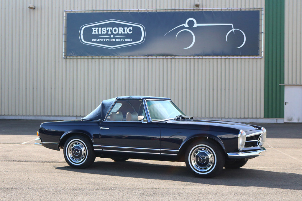 1970 Mercedes 280SL Pagoda For Sale (picture 3 of 6)