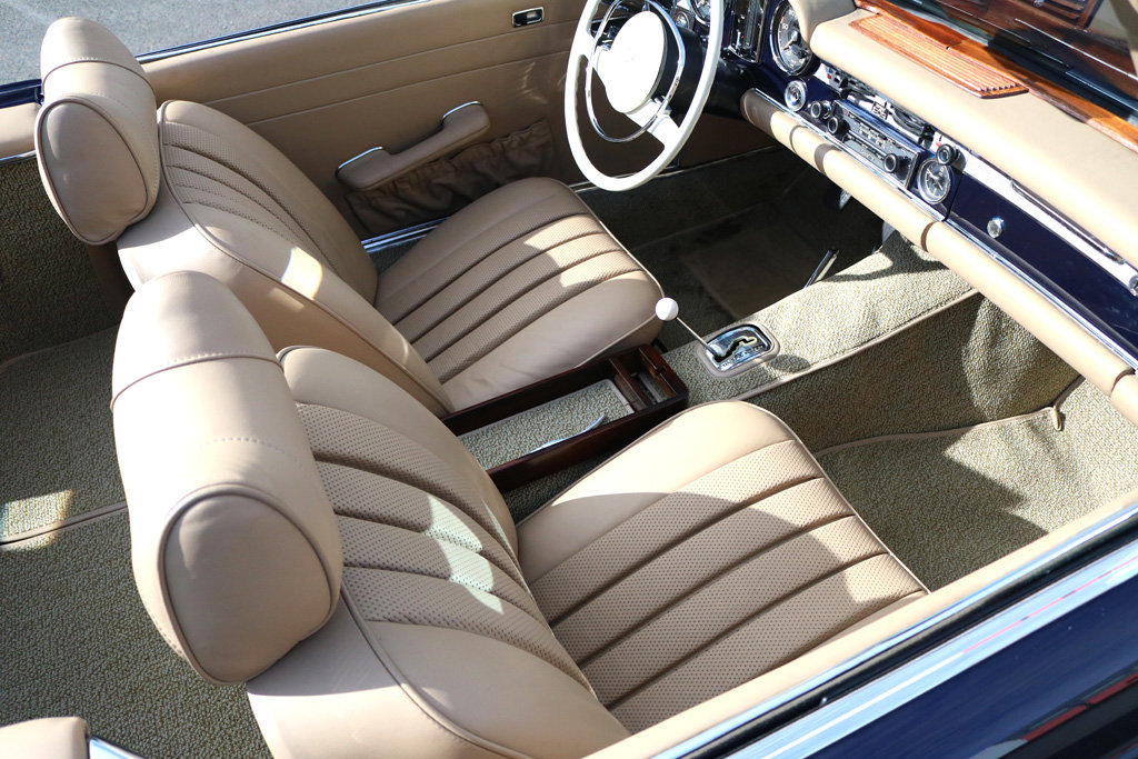 1970 Mercedes 280SL Pagoda For Sale (picture 4 of 6)