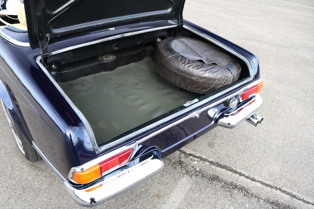 1970 Mercedes 280SL Pagoda For Sale (picture 5 of 6)