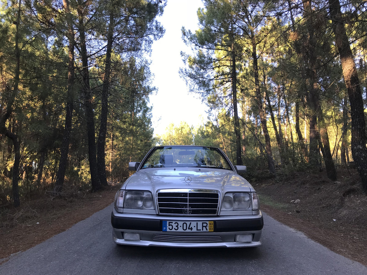 1993 Mercedes 300 CE 24v For Sale (picture 2 of 5)