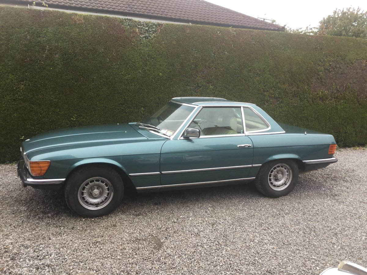 1982 Mercedes 280 SL For Sale (picture 2 of 6)