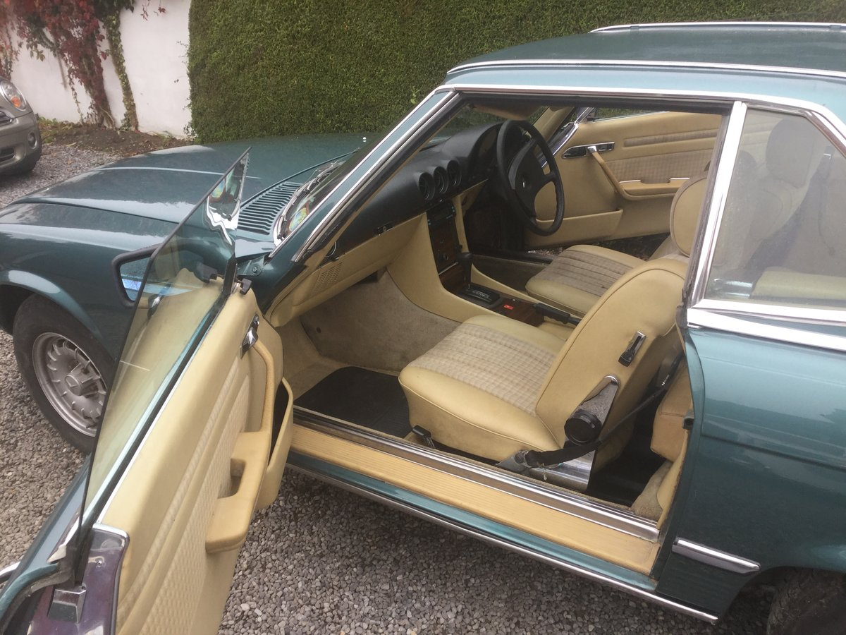 1982 Mercedes 280 SL For Sale (picture 4 of 6)