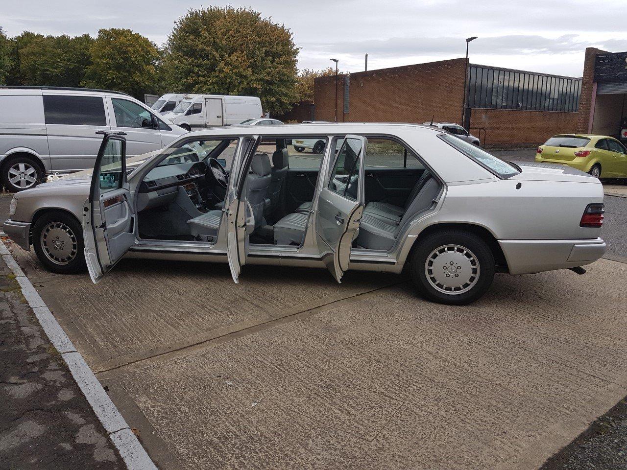 1992 Mercedes 6 door limousine For Sale (picture 6 of 6)