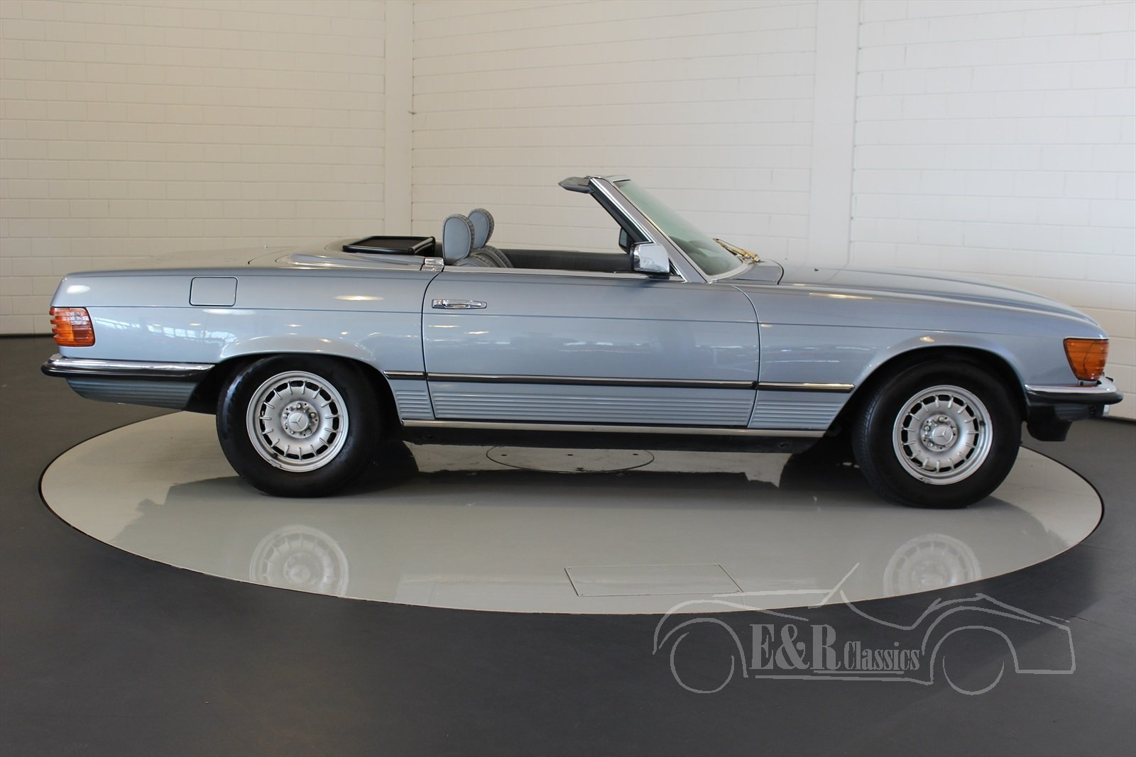 Mercedes-Benz SL 280 1983 European version For Sale (picture 3 of 6)