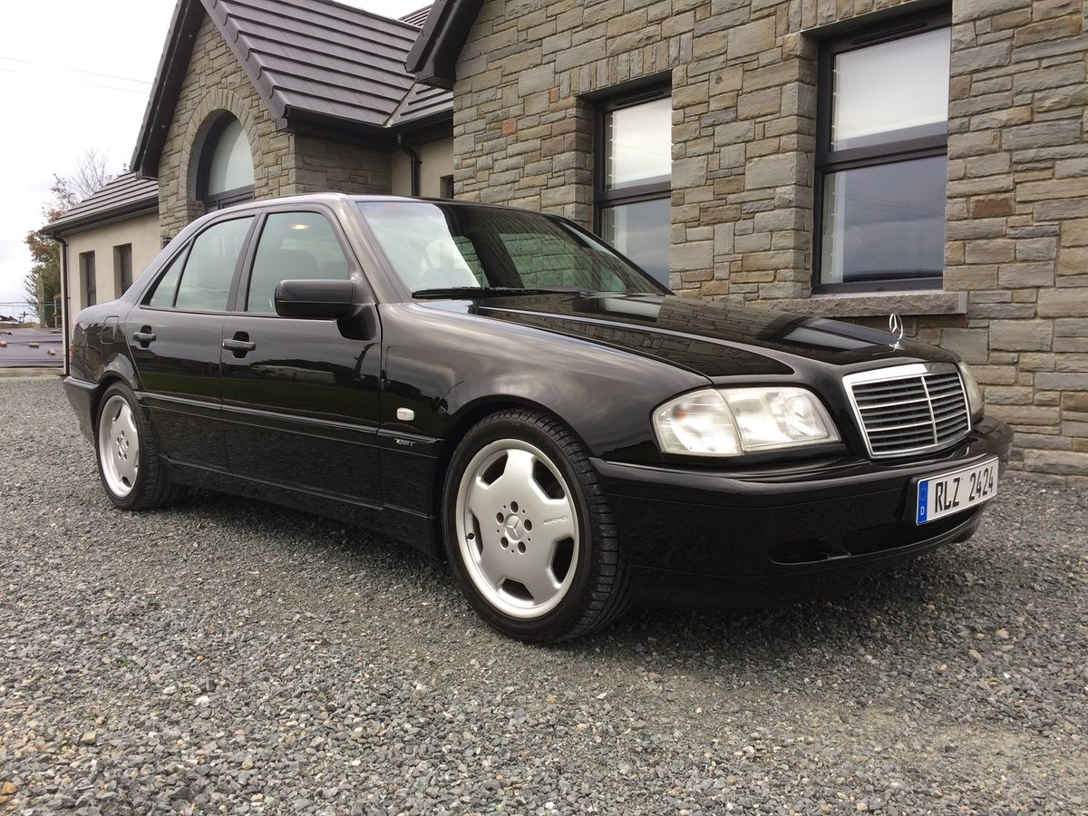 1999 W202 C class Sport For Sale (picture 1 of 4)