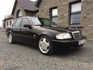 1999 W202 C class Sport For Sale
