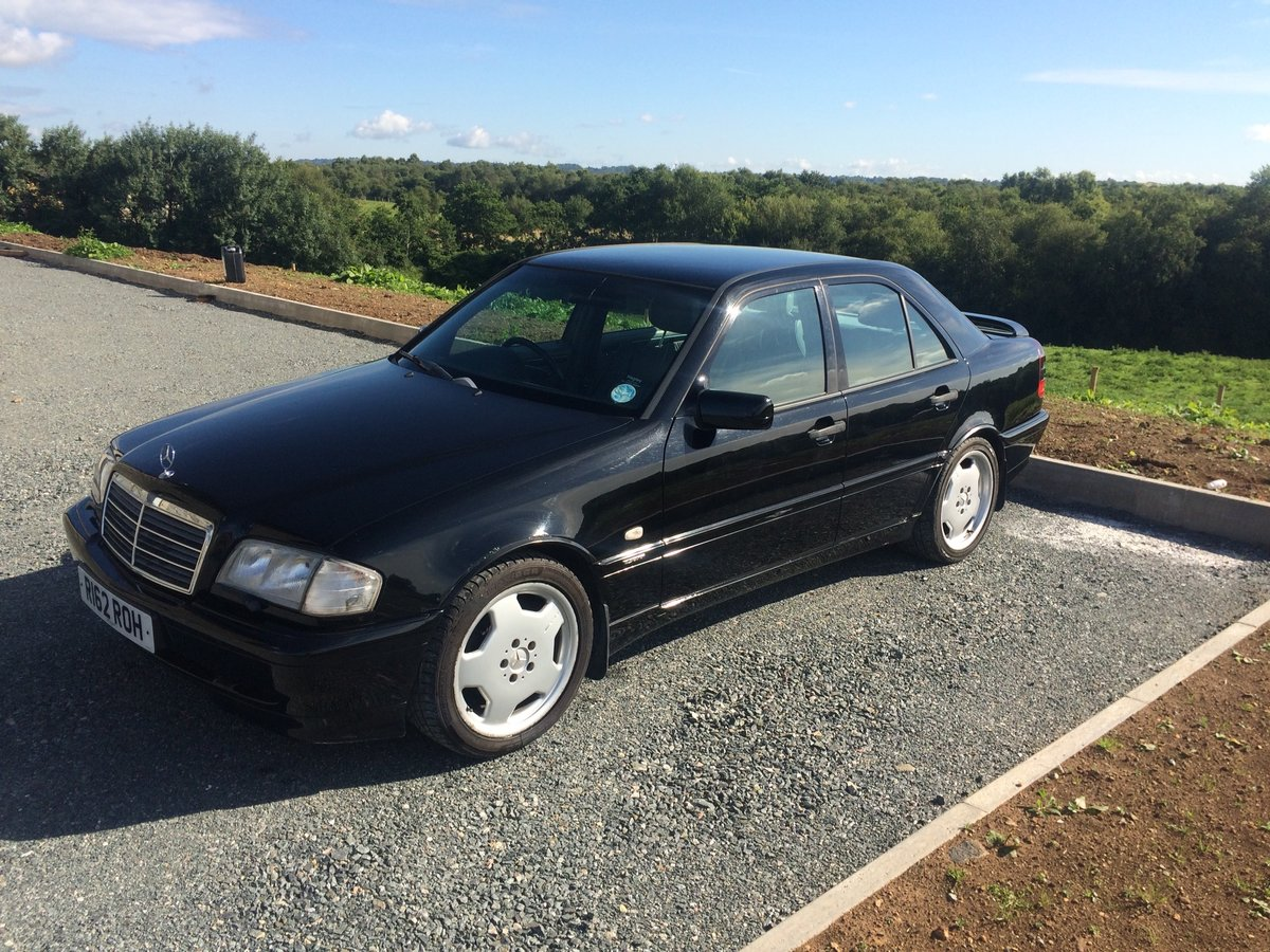 1999 W202 C class Sport For Sale (picture 2 of 4)